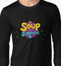 Soup and a Sandwich Long Sleeve T-Shirt