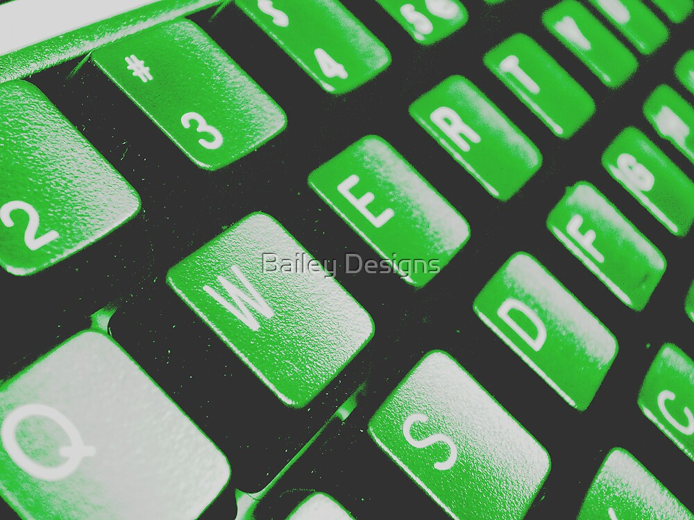 Qwerty by Bailey Designs