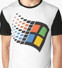 WINDOWS 95 LOGO RETRO Graphic T-Shirt