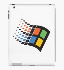 WINDOWS 95 LOGO RETRO iPad Case/Skin