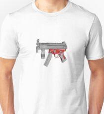 gun. Unisex T-Shirt