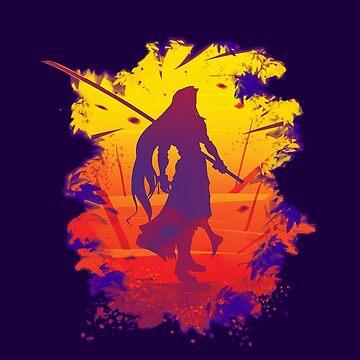 Sephiroth by sephcornel