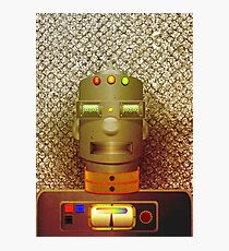 Cool Robot Photographic Print