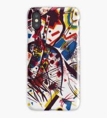 Vasily Kandinsky Small Worlds III iPhone Case