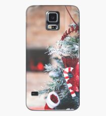Merry Christmas Case/Skin for Samsung Galaxy