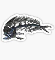 Fishbones Sticker