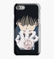 The Flame Alchemist iPhone Case/Skin