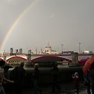 London Rainbow by Ceasar
