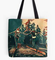 Life is Strange - Max & chloe Tote Bag