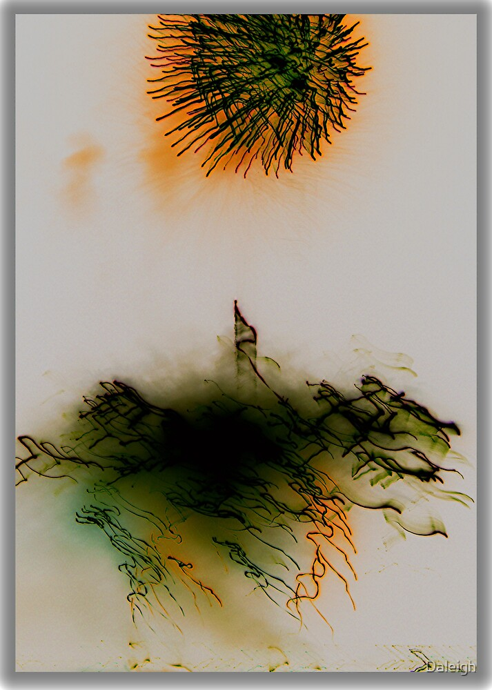 Abstract Landscape by Daleigh