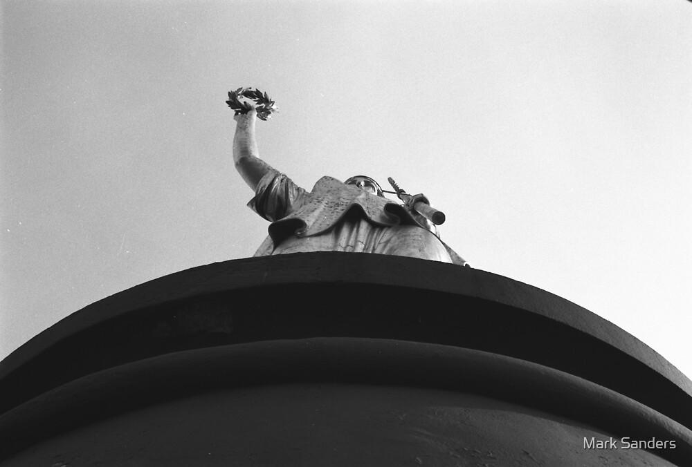 Berlin Victory Column Statue by Mark Sanders