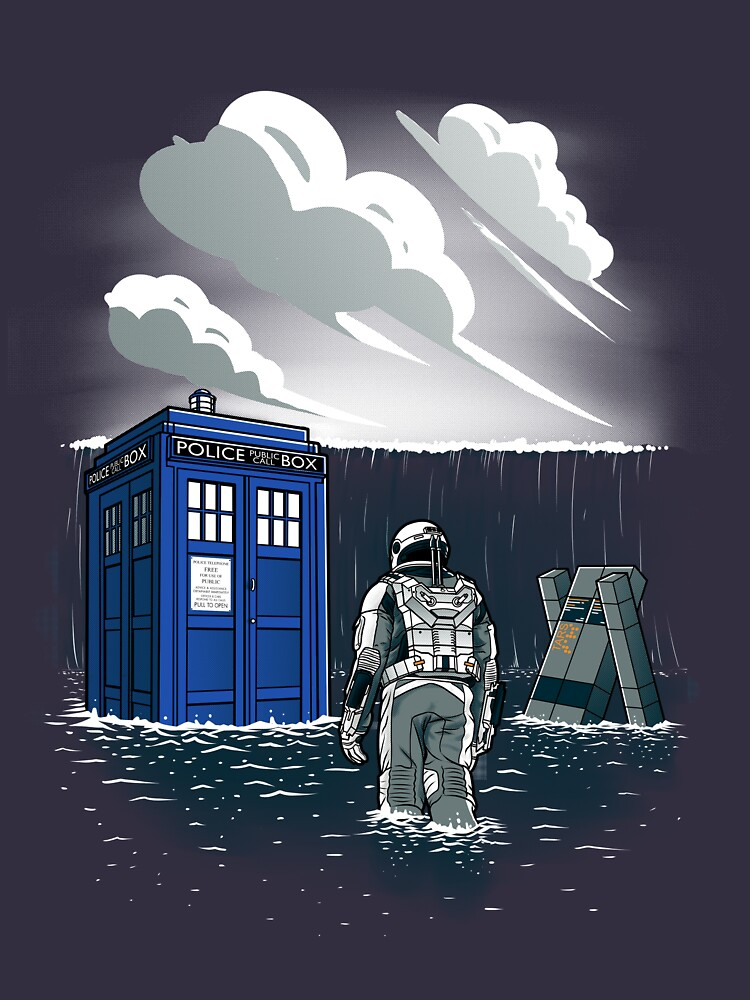 Dr. Interstellar by trheewood