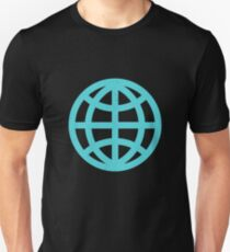 Planet Earth Globe Unisex T-Shirt