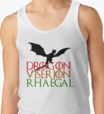 Game of Thrones: Dragons Tank Top