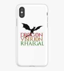 Game of Thrones: Dragons iPhone Case/Skin