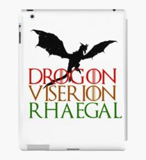 Game of Thrones: Dragons iPad Case/Skin