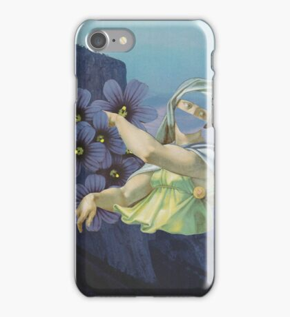 Violet iPhone Case/Skin