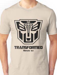 Transformed - Romans 12:2 Unisex T-Shirt