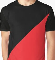 Anarcho-Communist black and red Graphic T-Shirt