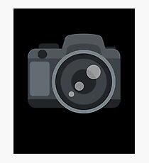 Photographer Photographic Print