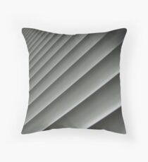 Vertical uprise Throw Pillow