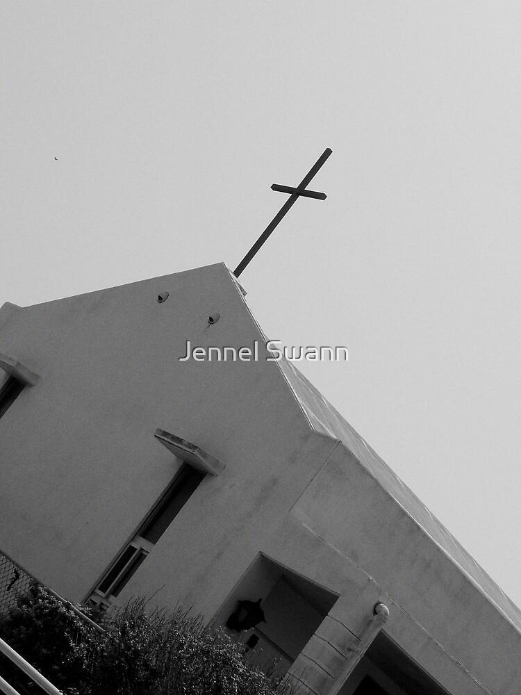 Cross 1 by Jennel Swann