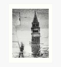 Different Perspective. Venice, Italy. Art Print