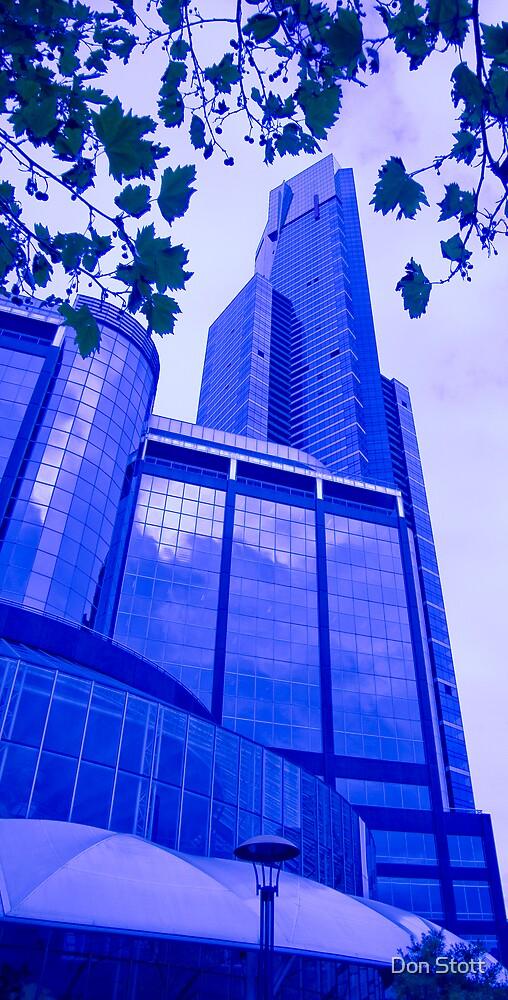 Southbank Skyscraper by Don Stott
