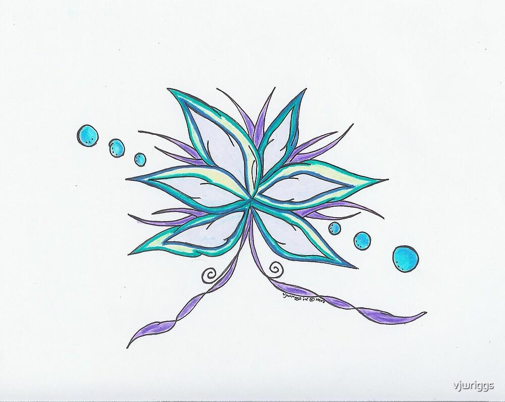 My Flower by vjwriggs