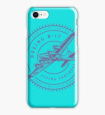 Flying Fortress iPhone Case/Skin