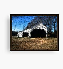 Betty's Barn Canvas Print