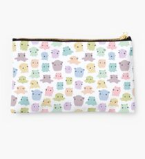 Colourful dumbo octopus pattern Studio Pouch