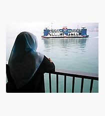 Ferry to Penang Photographic Print