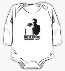 Big Lebowski Walter You're Killing Your Father, Larry Tshirt One Piece - Long Sleeve