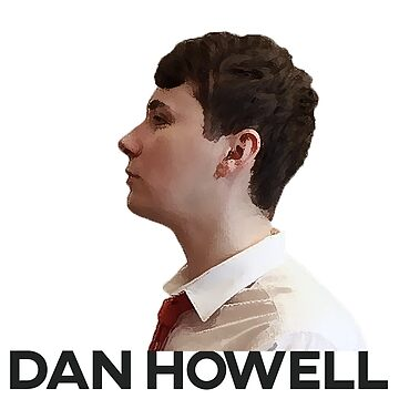 Dan Howell Merch by Felizia00