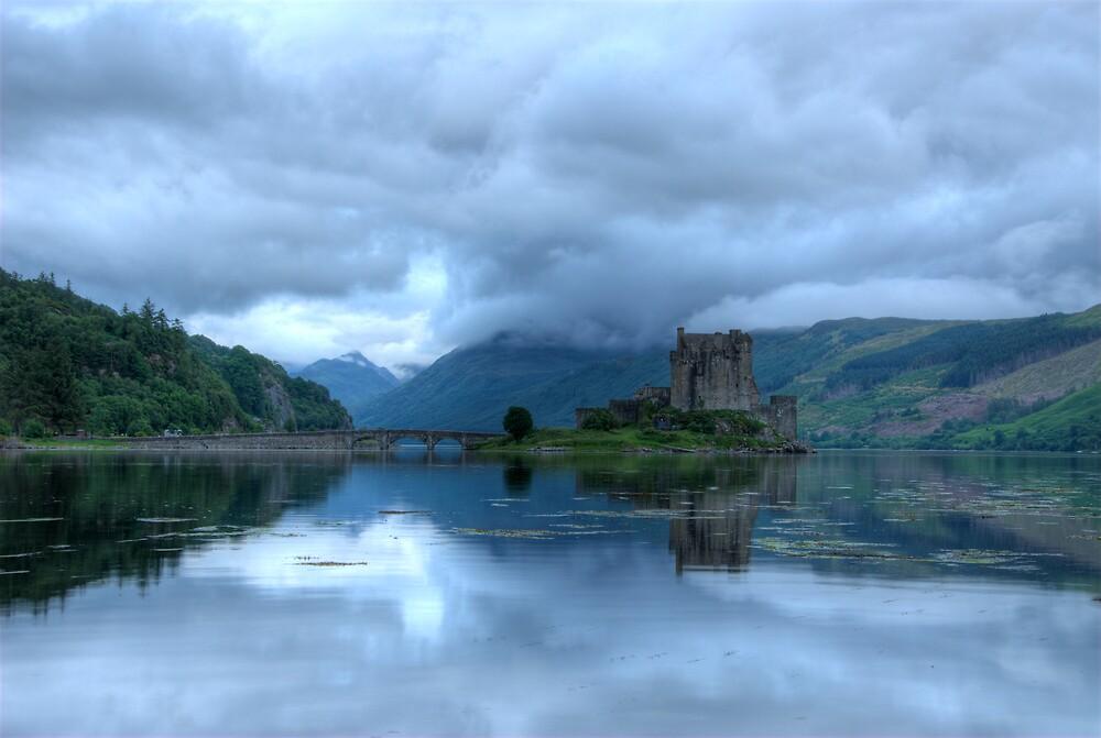 Eilean Donan Castle by Craig Goldsmith