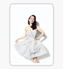 Celebrity: Emilia Clarke Sticker