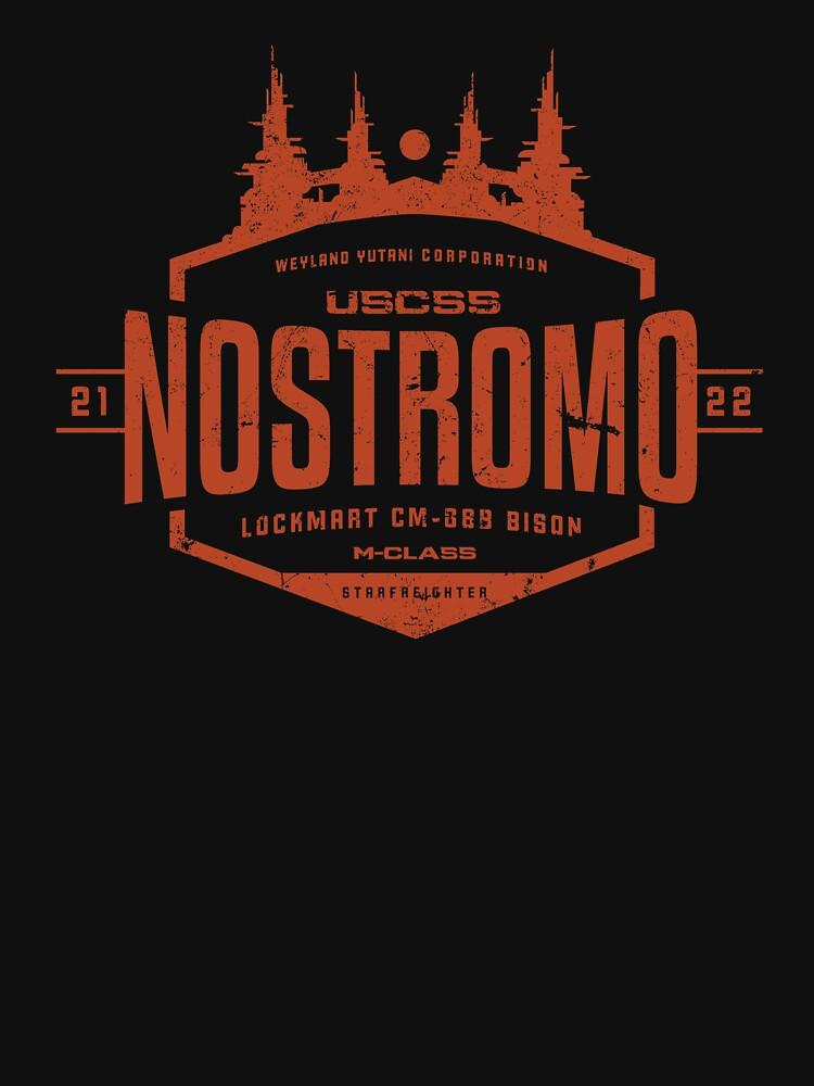 Nostromo von Mindspark1