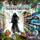 Seasons Greetings by GothCardz