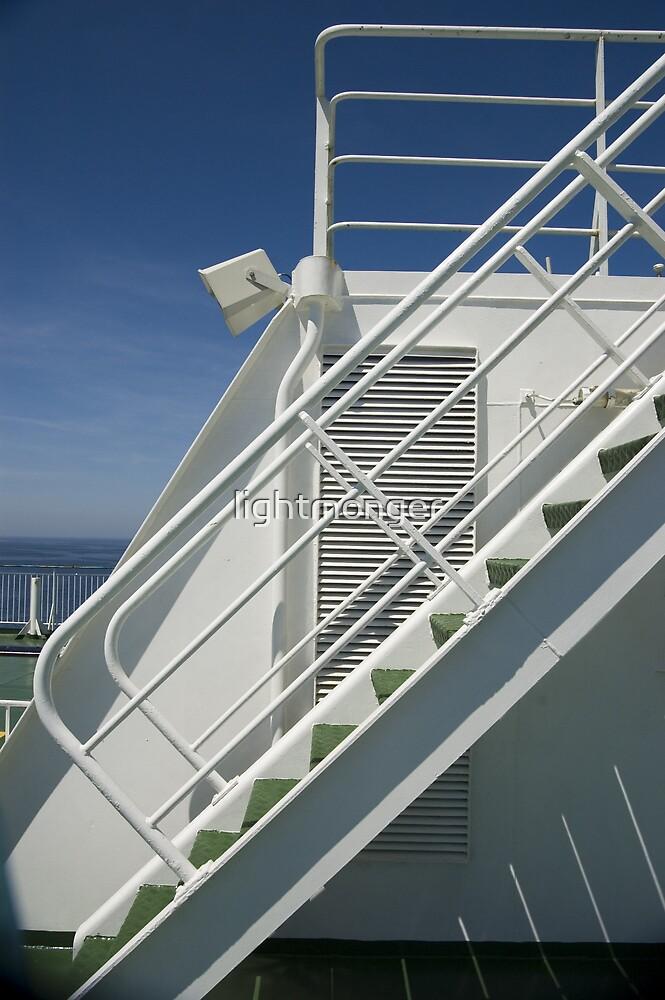 Ships Ladder by lightmonger