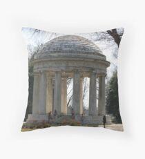 World War I Memorial Throw Pillow