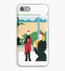 another green world iPhone Case/Skin