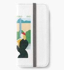 eine andere grüne Welt iPhone Flip-Case/Hülle/Skin