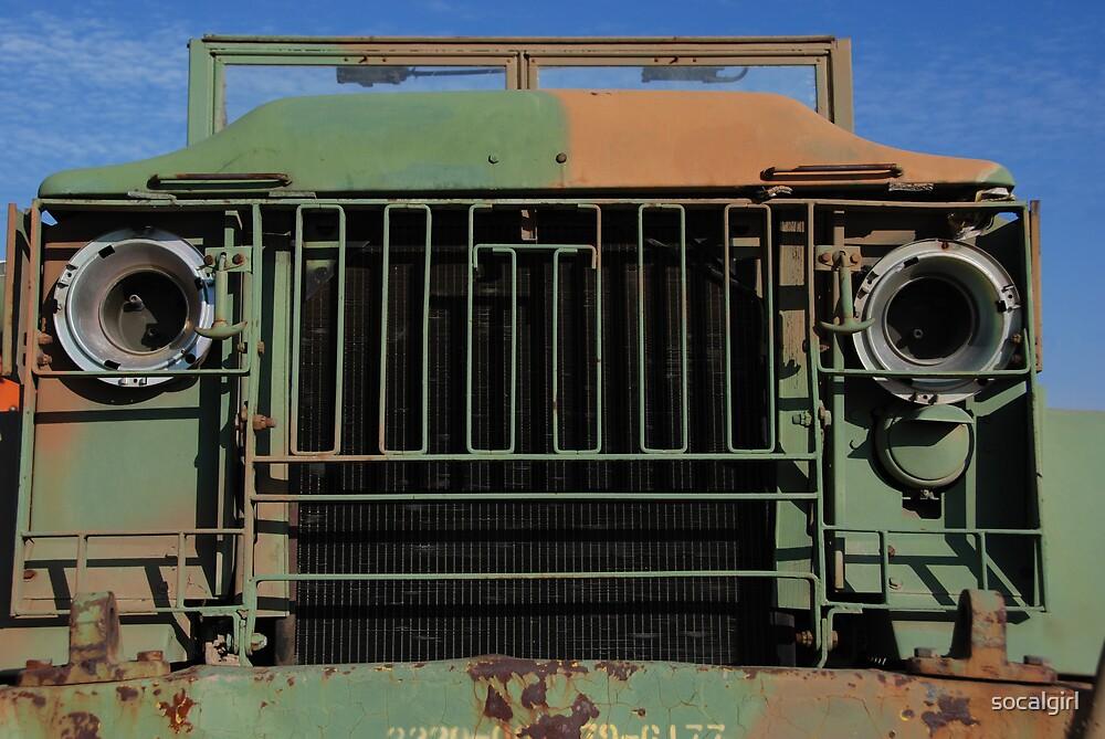 Army Truck by socalgirl