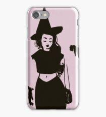 Modern Witch iPhone Case/Skin