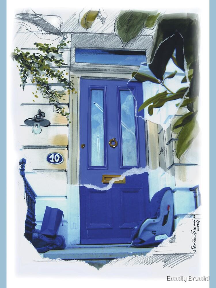 7 DOORS OF LONDON by brumini57
