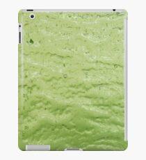Moonrock Greeze Cheeze  iPad Case/Skin
