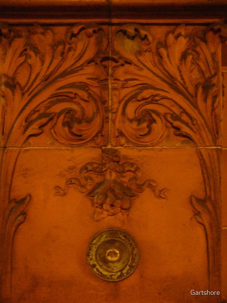 Door Bell by Gartshore