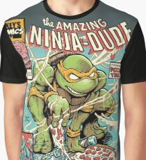 The Amazing Ninja Dude Graphic T-Shirt