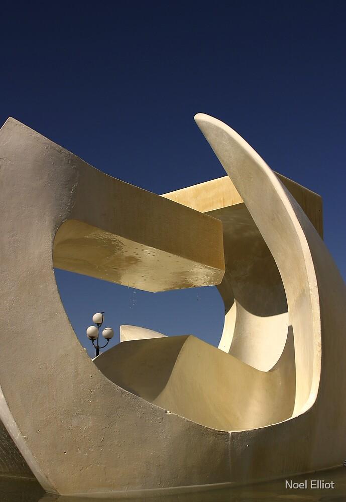 Sculpture #1 by Noel Elliot
